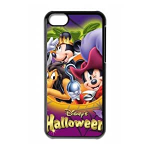 Disney Mickey Mouse Minnie Mouse iPhone 5c Cell Phone Case Black present pp001_9618171
