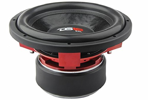 DS18 EXL-B15.4D Extremely Loud 15-Inch 3000 Watts Competition Subwoofer with Power Dual Voice Coil