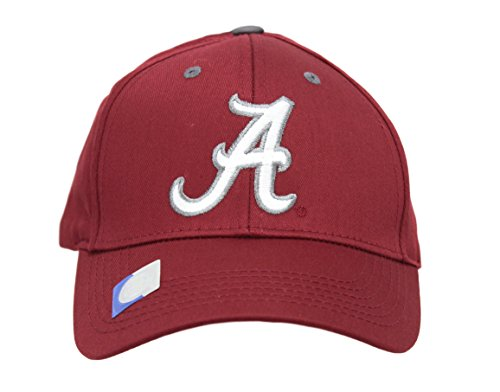 National Cap Men's Champ Fashion Alabama Crimson Tide Embroidered Cap