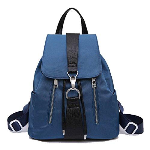hiking pour 2015 Keshi dos à Nylon école voyage camping etc d'épaule Bleu nouveau sac sac randonnée zqxd0rq