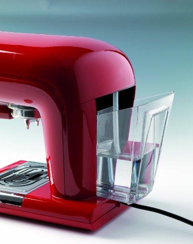 Espressione-DeLonghi of Italy New Café Retro Espresso Machine, Red by Espressione-DeLonghi of Italy (Image #4)