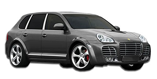 Aero Function ED-QGA-351 AF-1 Wide Body Kit (PUR-RIM GFK) - 12 Piece Body Kit - Compatible For Porsche Cayenne 2008-2010