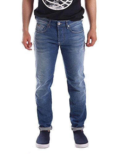 Gas 351215 Jeans Man Blue 32