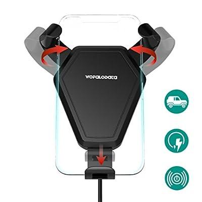 Wireless Car Charger by Wofalodata
