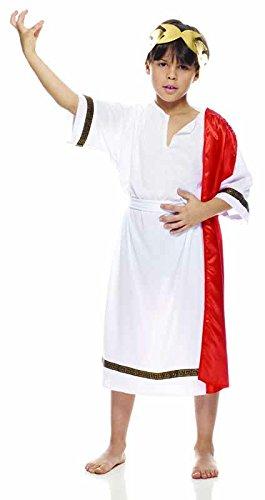 Intex - it30003-m traje de emperador Romano, Talla M: Amazon ...