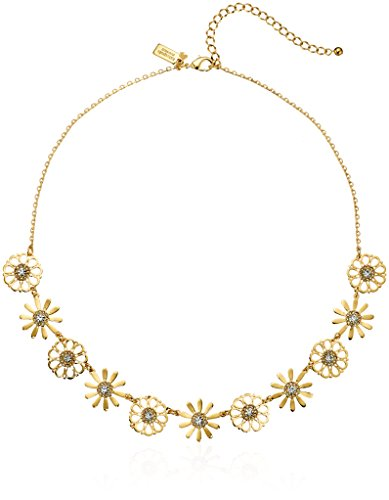kate spade new york Short Gold Necklace by Kate Spade New York
