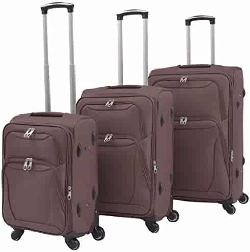 62d15d38fd91 Shopping Browns - $100 to $200 - Luggage Sets - Luggage - Luggage ...