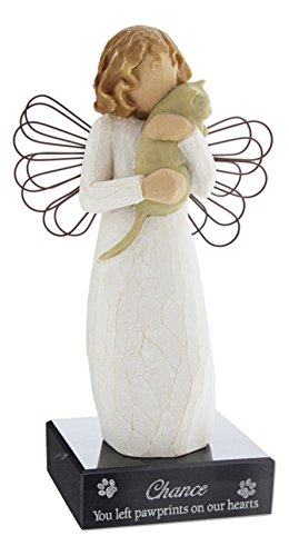 Willow Tree with Affection (Natural) (Personalized) (Willow Tree Angel Stand)
