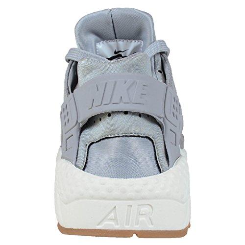 Nike Kvinnor Luft Huarache Varg Grå [683818-012] Oss Kvinnor Sz 10,5