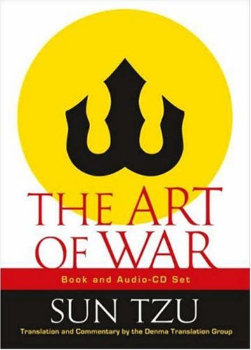 The Art of War (Book and Audio-CD Set) by Shambhala