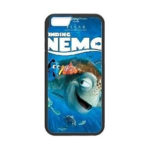 iPhone 6 4.7 inch black phone case Finding Nemo Disney Maverick Fantasy Funny Terror Tease Magical YHNL797891669 Kimberly Kurzendoerfer