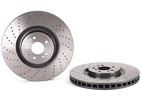 Brembo 09.A960.21 UV Coated Front Disc Brake Rotor