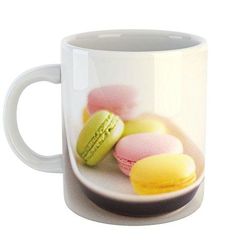 Westlake Art - Macaroon Sweetness - 11oz Coffee Cup Mug - Mo