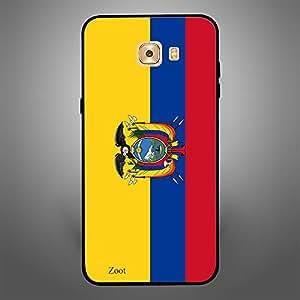 Samsung Galaxy C9 Pro Ecuador Flag