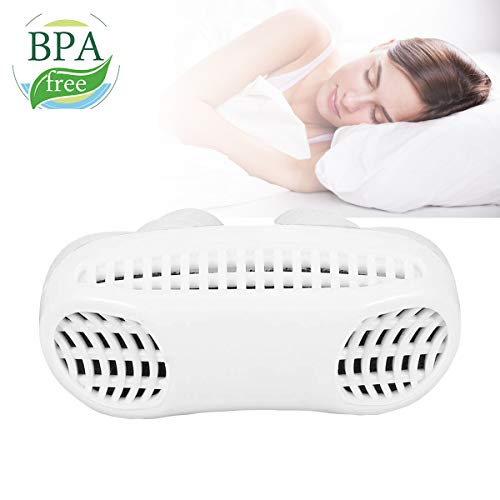 Snoring Solution, Anti Snoring Devices Snore Stopper, Stop Snoring, Best Airing Air Purifier Nose Vents Nasal Dilator, Breath Fresheners, to Give You a Good Nights Sleep