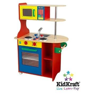 Amazon.com : Island Kitchen : Toy Kitchen Sets : Baby