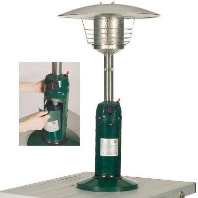 Mini Outdoor Table Top Heater Propane Table Heater Garden Heater