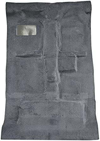 897-Charcoal Plush Cut Pile ACC Replacement Carpet Kit for 1982 to 1993 Ford Mustang Coupe and Hatchback Passenger Area