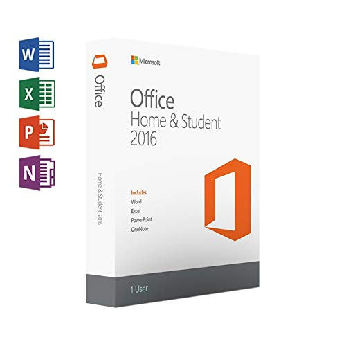 Mega Office Home and Student 2016 |1 Users PC | Windows