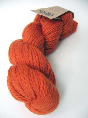 Blue Sky Alpacas Organic Cotton Yarn (622 PUMPKIN) (Yarn Sky Cotton)
