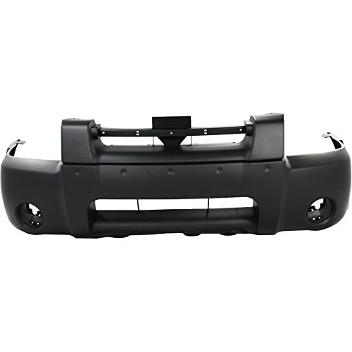 New Evan-Fischer EVA17872030078 Front BUMPER COVER Primed for 2001-2004 Nissan Frontier