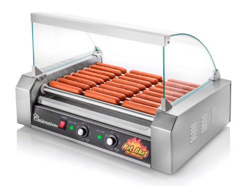 Commercial Hot Dog Roller Reviews
