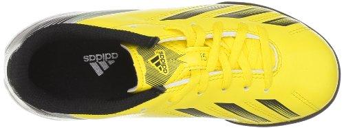 adidas Performance F5 TRX TF J G65451 Jungen Fußballschuhe Gelb (VIVID YELLOW S13 / BLACK 1 / GREEN ZEST S13)