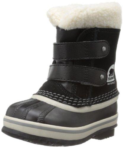 Sorel Toddler 1964 Pac Strap Winter Boot - Black - 5 M US...