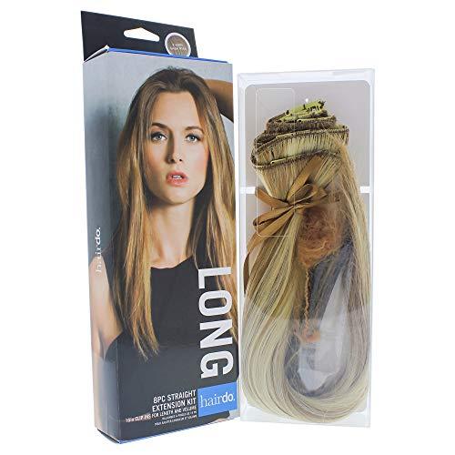 - Hairdo Straight Extension Kit, R14 88h Golden Wheat