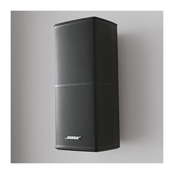 Bose Acoustimass 10 Series V Home Theater Speaker System 3 The best performing Acoustimass system from Bose delivers spacious surround sound for larger rooms Redesigned Direct/Reflecting Series II speakers have a slimmer profile and can mount flush to your wall Powerful low note effects from powered Acoustimass module with two high performance drivers