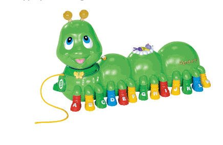 Abc Caterpillar - Alphabet Pal Caterpillar