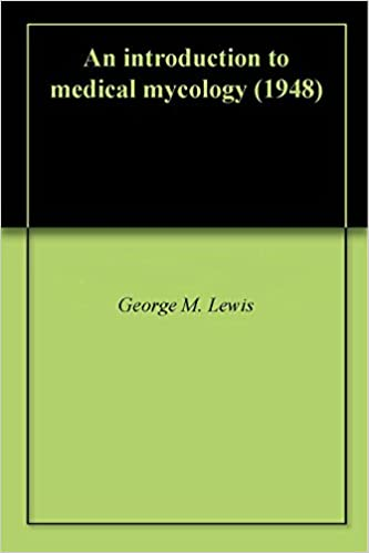 Téléchargement ebook gratuit ita An introduction to medical mycology (1948) (Littérature Française) PDF iBook PDB B01216MC3I