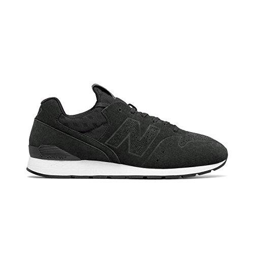 Scarpa New Balance 996 pelle nera negro