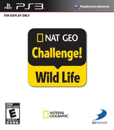 National Geographic Quiz Wild Life Playstation product image