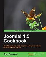 Joomla! 1.5 Cookbook Front Cover