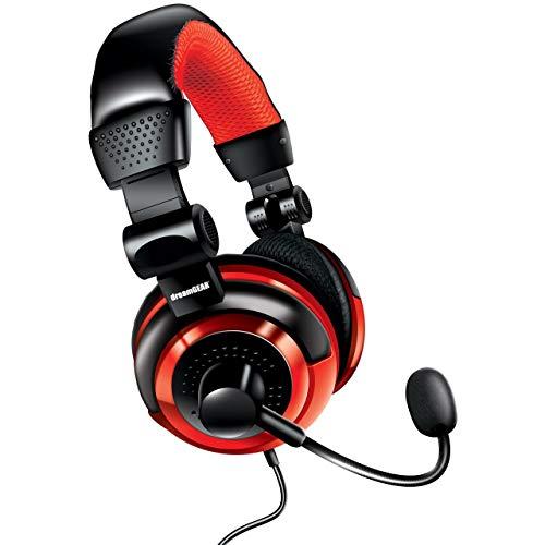 DreamGear DG-DGUN-2571 Universal Gaming Headset in Red -