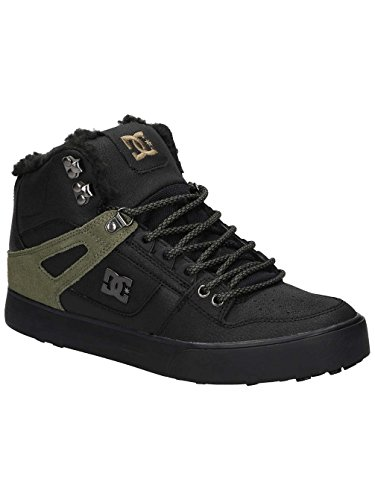DC Spartan High Wc Wnt, Sneaker alte Uomo Marron - Black Olive