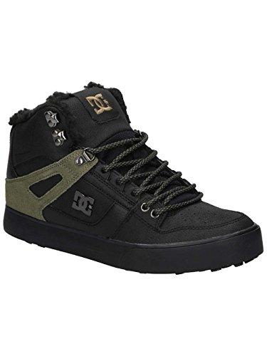 Spartan Black olive High Uomo Dc Alte Wc Sneaker Wnt vdUf0qw