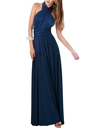 4 way maxi dress - 9