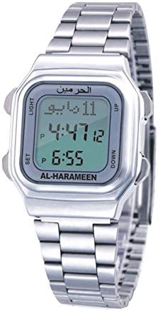YUPENGDA Muslim Azan Products azan Watch azan Clock Remind By Shock Model 6461
