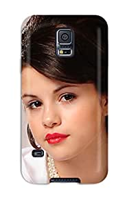 Crystle Marion's Shop 6725291K42397605 Fashion Tpu Case For Galaxy S5- Selena Gomez 4 Defender Case Cover