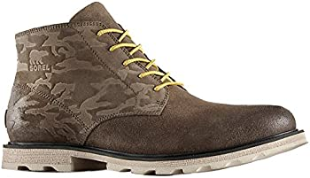 Sorel Mens Madson Chukka Boot (Chaparral/Stone)