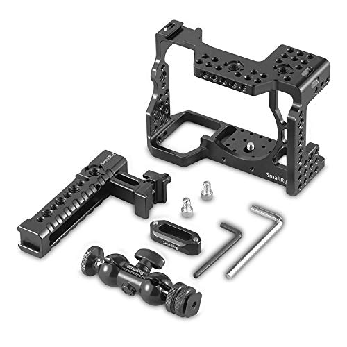 SMALLRIG A7RIII Cage Kit Rig for Sony A7RIII/A7III Camera