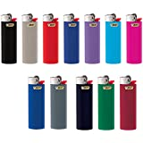 Bic Lighter Classic, Full Size, 12 Piece