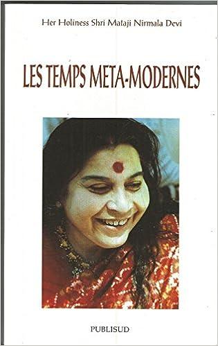 Livres gratuits en ligne Les temps méta-modernes pdf, epub ebook
