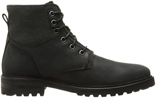 Mark Nason Los Angeles Mens Briggs Stivaletto Alla Caviglia Nero