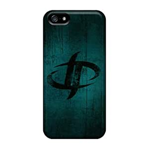 Great Hard Phone Case For Iphone 5/5s With Provide Private Custom High-definition Drowning Pool Band Pattern InesWeldon