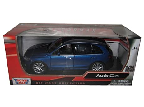 Audi Q5 Blue 1/24 By Motormax 73385