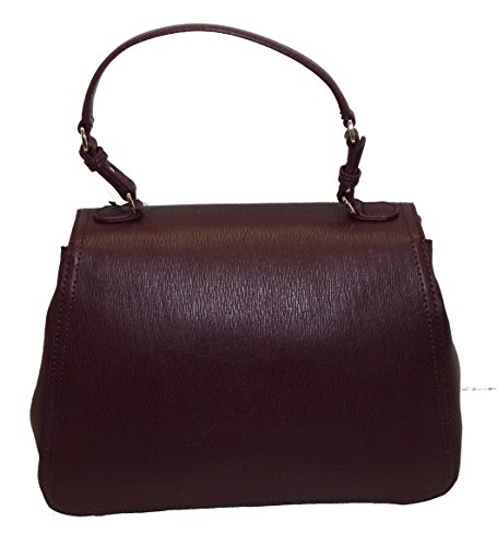 Borsa baulotto Moschino Love JC4146 woman handbag shopping cartella PRUGNA