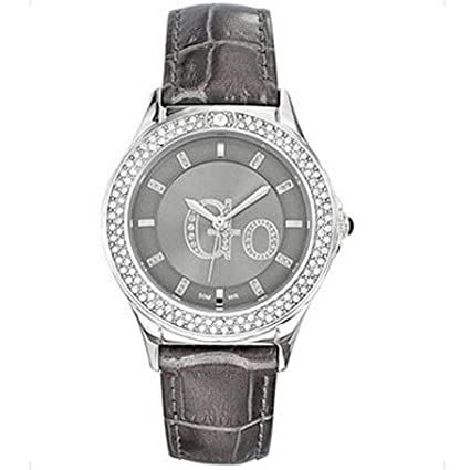 GO, Girl Only Analogue Grey Dial Women's Watch - 698144